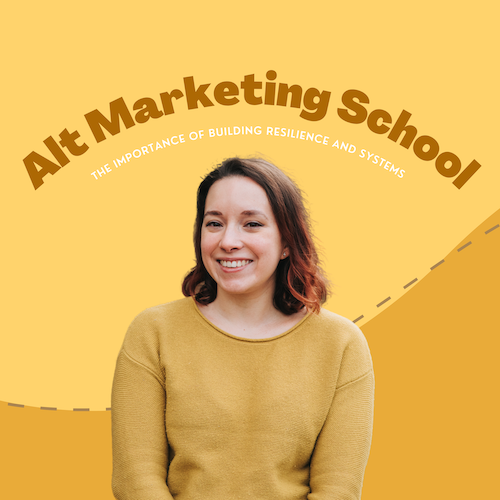#052 – Building resilience and marketing systems with Veronica Wood Querales